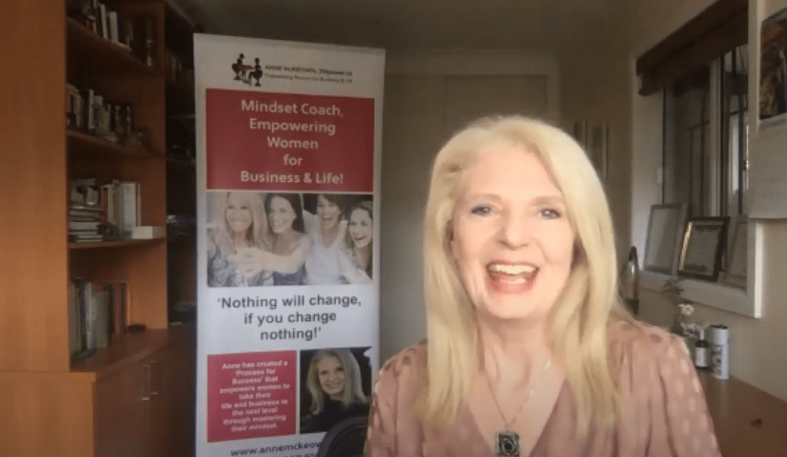Anne McKeown - Women's Life and Empowerment Coach