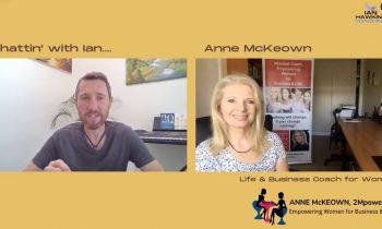 Ian Hawkins Coaching – Chattin with Anne McKeown
