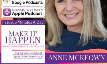 Soul Rich Women – Make It Happen – EP36 – with Anne McKeown