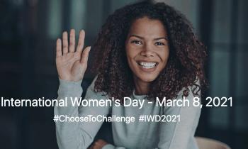 International Women's Day : Women in Leadership