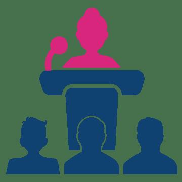 Women's motivational speaker
